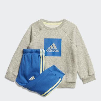Tuta 3-Stripes Fleece