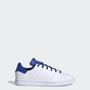 Zapatilla Stan Smith Blanco Niño Originals