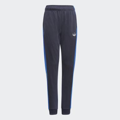 Pantalon de survêtement adidas SPRT Collection bleu Adolescents Originals