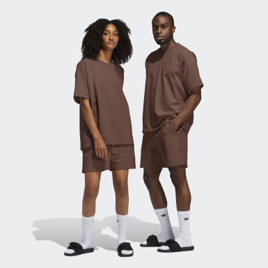 PW BASICS SHORT Café Originals