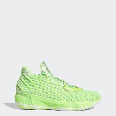 Basketball Green Dame 7 Shoes