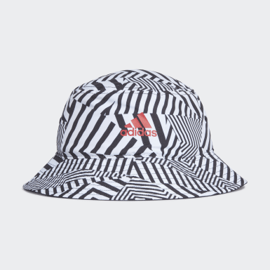 Football White Manchester United Bucket Hat