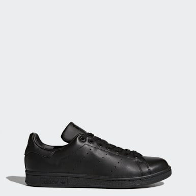 All Black Heren Stan Smith | adidas Nederland