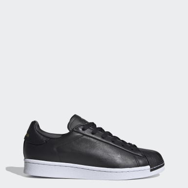 Women Originals Black Superstar Pure Shoes