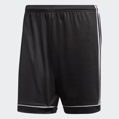 Men Football Black Squadra 17 Shorts