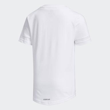 Camiseta Originals Branco Meninos Training