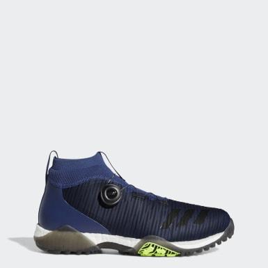 ผู้ชาย กอล์ฟ สีน้ำเงิน รองเท้ากอล์ฟ CodeChaos Boa