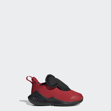 adidas sko rød terregn