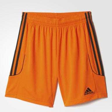 Shorts Squadra13 Naranja Hombre Fútbol