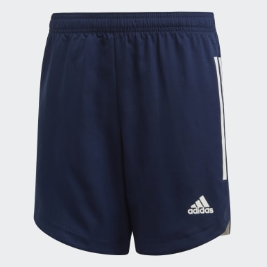 Youth 8-16 Years Training Blue Condivo 20 Shorts