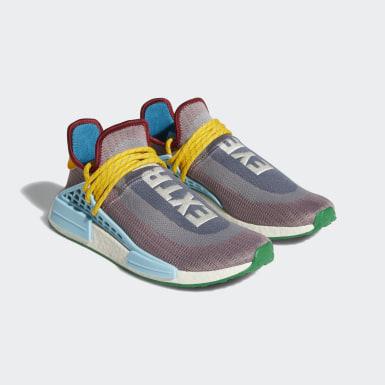 Chaussure Hu NMD pourpre Originals