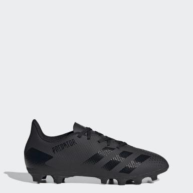 ฟุตบอล สีดำ รองเท้าฟุตบอล Predator 20.4 Flexible Ground
