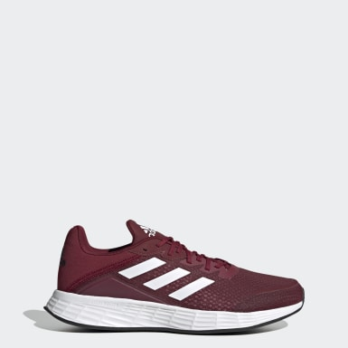 Men's Running Burgundy Duramo SL Shoes