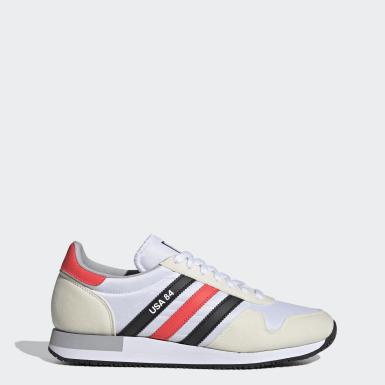 Sapatos USA 84 Branco Originals
