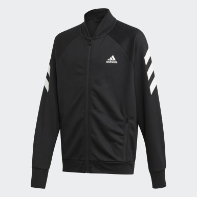 Boys Training Black Track Suit