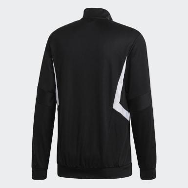 Muži Trénink černá Sportovní bunda Tiro