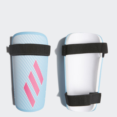 Football Turquoise X Lite Shin Guards