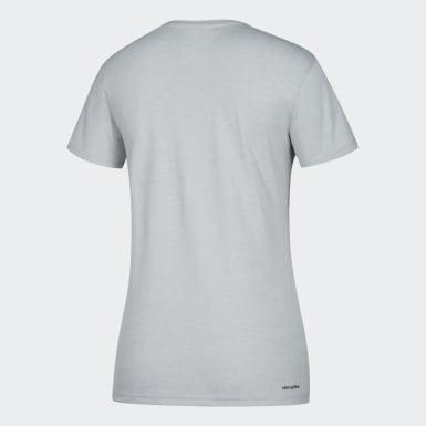 T-shirt Senators Hockey gris Femmes Hockey