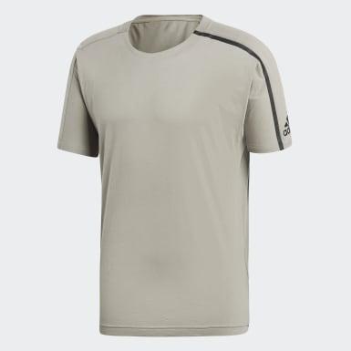 Erkek Athletics Yeşil adidas Z.N.E. Tişört