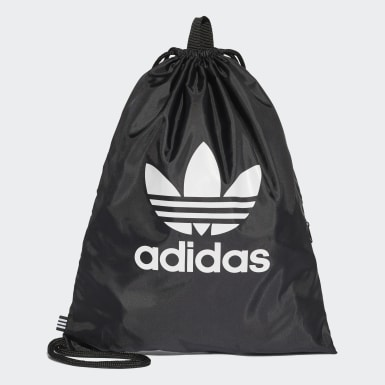Originals Μαύρο Trefoil Gym Sack