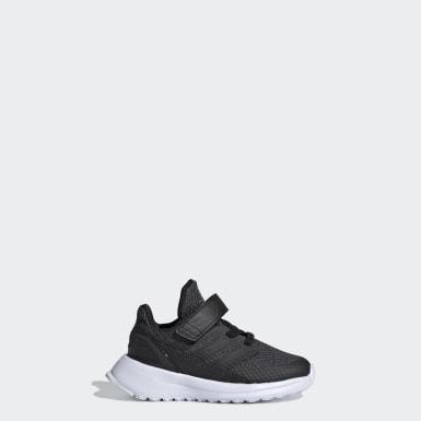 Børn Løb Sort RapidaRun sko