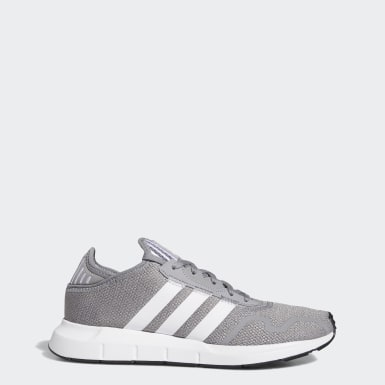 Men Originals Grey Swift Run X Shoes
