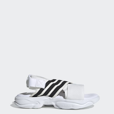 Frauen Originals Magmur Sandale Weiß