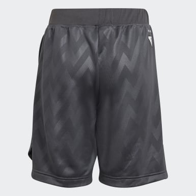 Boys Yoga Grey XFG Shorts