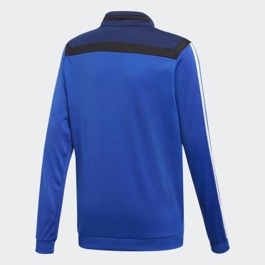Kinder Training Tiro 19 Polyester Jacke Blau