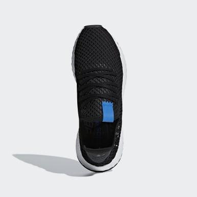 Erkek Originals Siyah Deerupt Ayakkabı