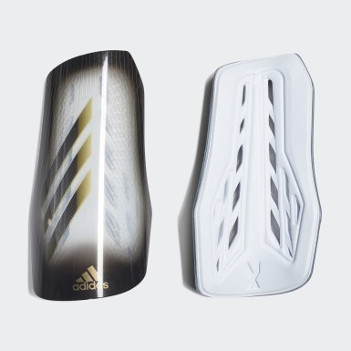X 20 League Shin Guards Szary