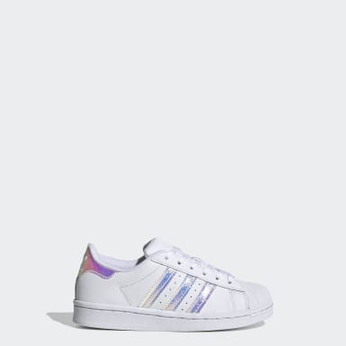 baskets adidas fille superstar