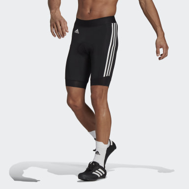 The Strapless Cycling Bib Shorts Czerń
