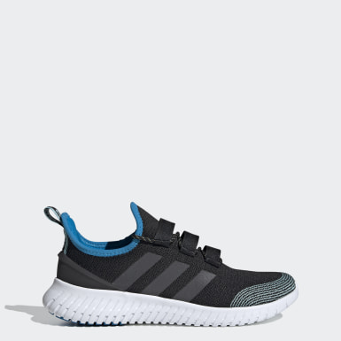 Men Essentials Black Kaptir Shoes