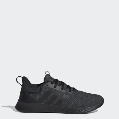 Sapatos Puremotion Preto Homem Running