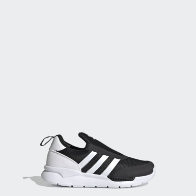 Kids Originals Black ZX 360 Shoes