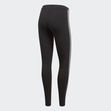Legging 3-Stripes Noir Femmes Originals