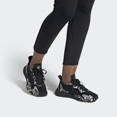 Women Running Black X9000L3 Glam Pack Shoes