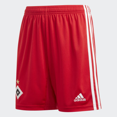 Hamburger SV Home Shorts