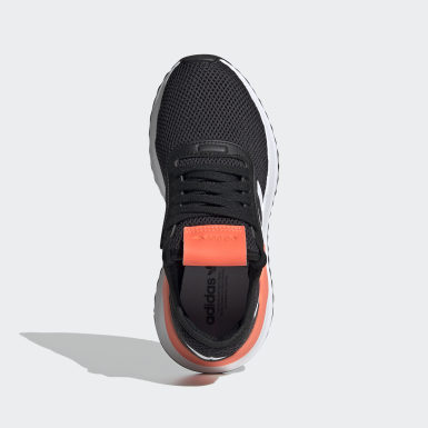 Youth Originals Black U_Path X Shoes