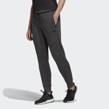 Women Athletics Black Must Haves Versatility Tracksuit Bottoms
