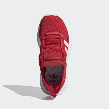 Kinderen Originals rood U_Path Run Schoenen