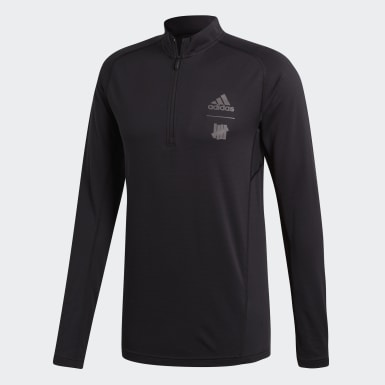เสื้อ adidas x UNDEFEATED Running Half-Zip