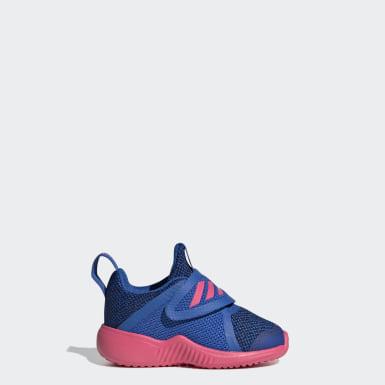 FortaRun X Knit CF I Azul Niño Running