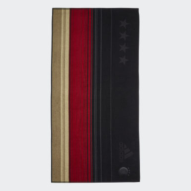 Watersport Zwart DFB Handdoek
