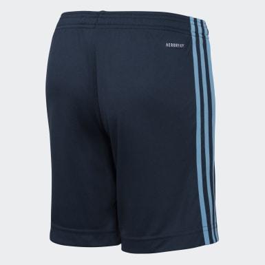 Shorts Visitante Argentina (UNISEX) Azul Niño Fútbol
