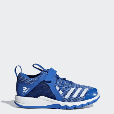 Boys Training Blue RapidaFlex Shoes