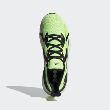 Running Green X9000L4 Shoes