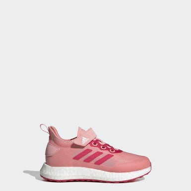 Kids Running Pink RapidaRun Running Shoes
