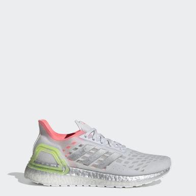 Sapatos Ultraboost PB Cinzento Mulher Running